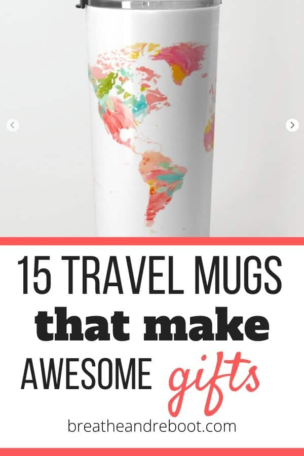 Best Travel Mugs Gifts